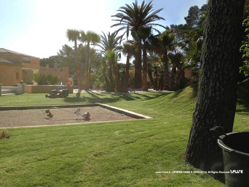 Plan paysager parc jardin paysagiste entretien for Dessinateur paysagiste